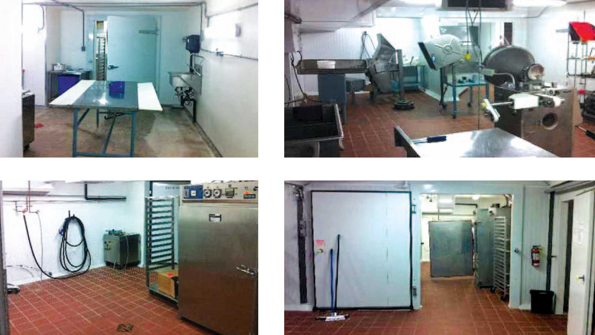 Cold Storage and Commissary – OMAFRA Certified